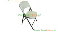 stoel inklapbaar wit