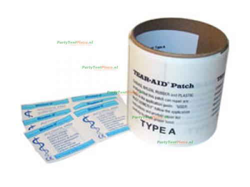 reparatie Tear-Aid Rol