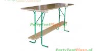 Andere klanten bekeken ook statafel hangtafel hout 220 cm