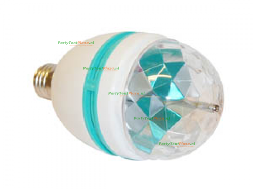 LED discobol lamp