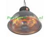 partytent verwarming 1500 retro/industrieel