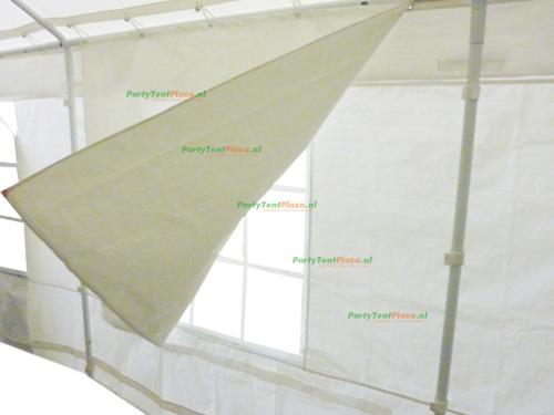 Gordijn / blinderingspaneel PE | Partytent-onderdelen