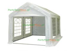 complete set dak en zijwanden partytent 5x3 PE