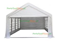 complete set dak en zijwanden partytent 8x4 PE