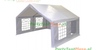 complete set dak en zijwanden partytent 5x5 PE