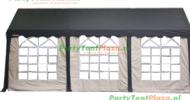 zijwand raamzijde 6m polyester
