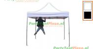 4 x 4 Platinum PVC zonder zijwanden (brandvertragend certificaat)