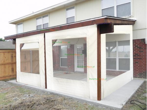 verandazeil model 20 modulair