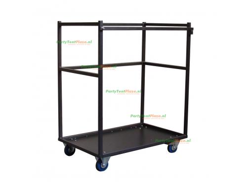 trolley t.b.v. 6 statafels