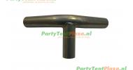 koppelstuk T tbv partytent PVC Business